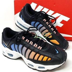 Nike Air Max Talwind IV Black Coral Women Sneakers